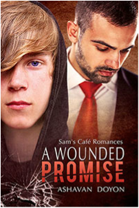 Cover: A Wounded Promise