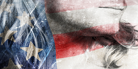 snippet of the cover for American Pride