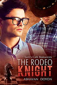 Cover: The Rodeo Knight